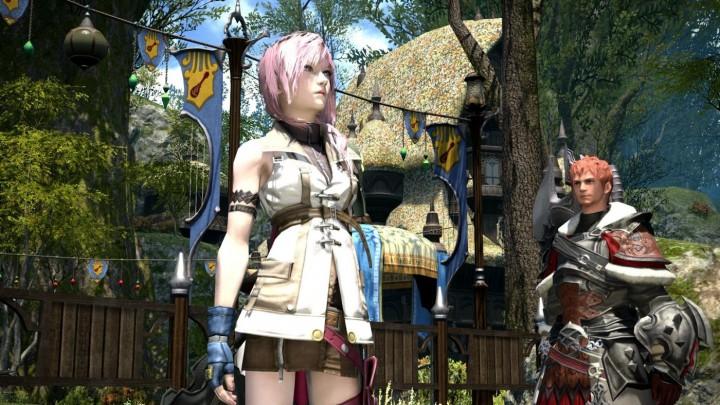 Final Fantasy XIV: A Realm Reborn ? Lightning nel reame di Eorzea